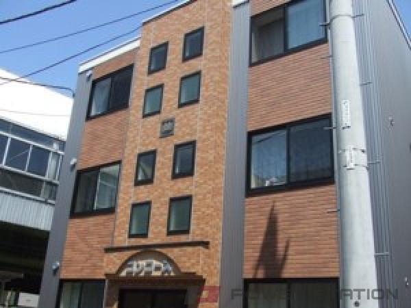 札幌市豊平区平岸4条14丁目0賃貸マンション外観写真