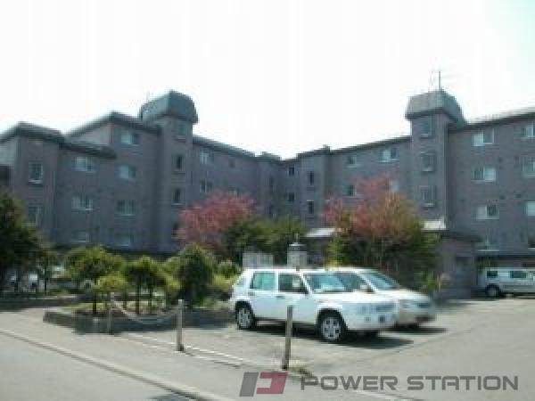 札幌市豊平区平岸6条15丁目1賃貸マンション外観写真