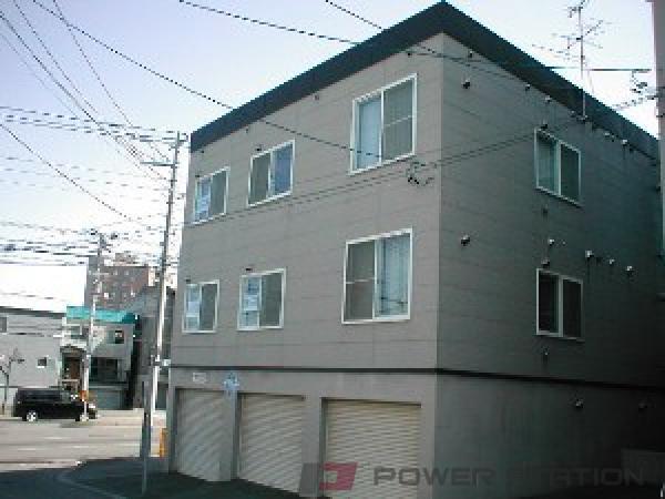 札幌市豊平区平岸6条13丁目0賃貸アパート外観写真