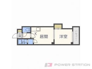 札幌市豊平区月寒中央通10丁目0賃貸マンション間取図面