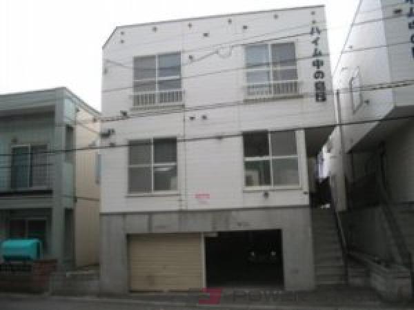 札幌市豊平区中の島2条12丁目0賃貸アパート外観写真