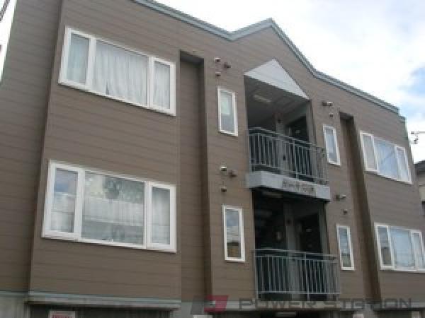札幌市豊平区平岸1条20丁目1賃貸マンション外観写真