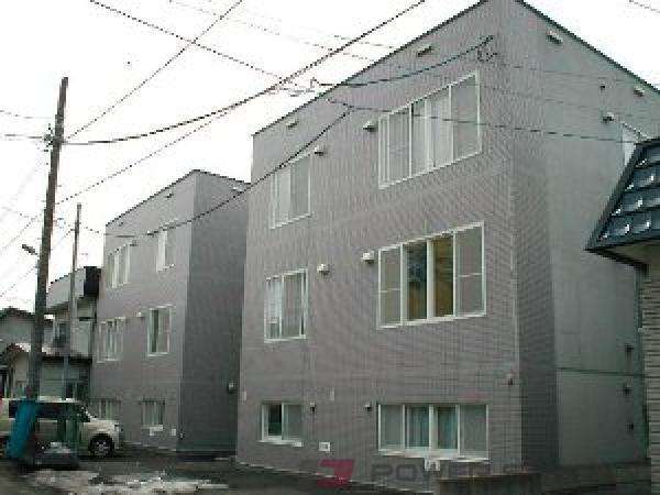 マンション・ペブル平岸壱番館