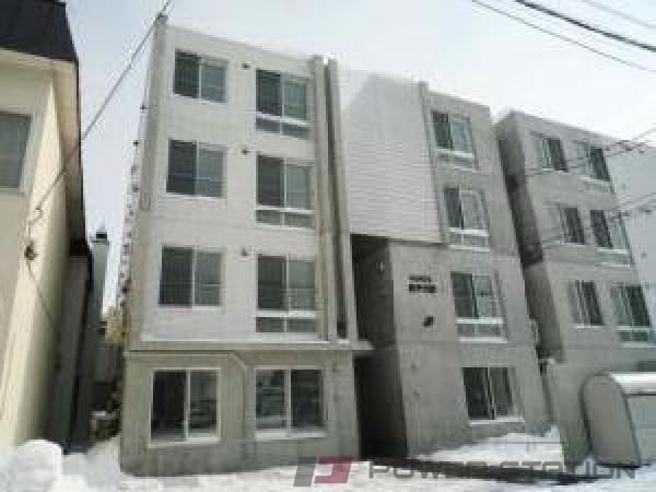札幌市豊平区デザイナーズマンション 1LDK