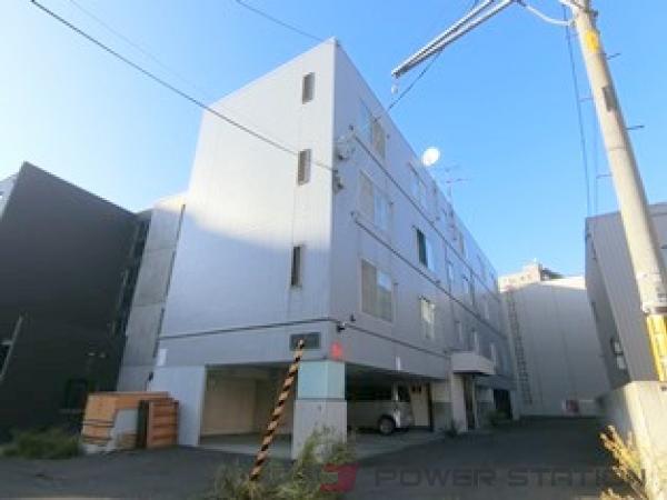 札幌市豊平区福住1条2丁目0賃貸マンション外観写真