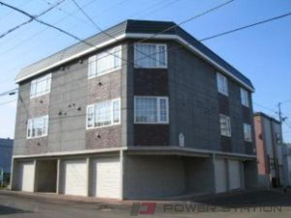 札幌市豊平区福住1条2丁目0賃貸アパート外観写真