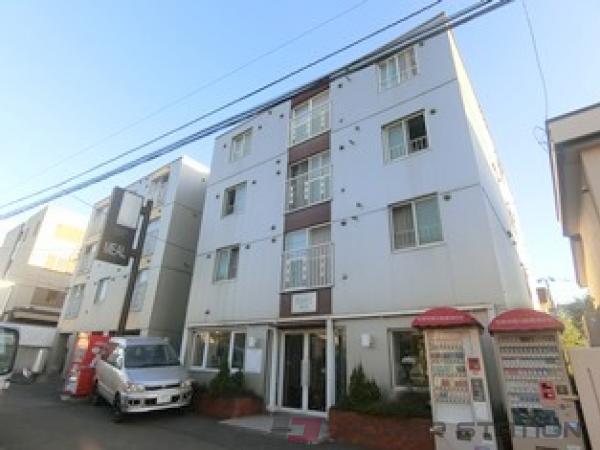 札幌市豊平区福住1条3丁目0賃貸マンション外観写真