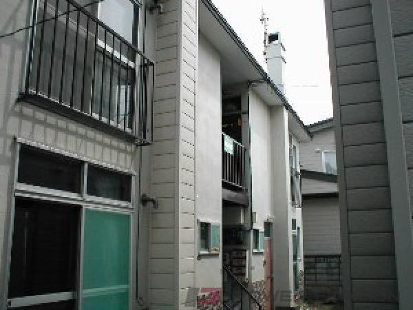札幌市豊平区月寒東2条19丁目0賃貸アパート外観写真