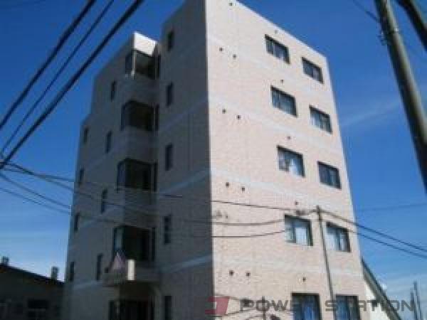 札幌市豊平区西岡4条8丁目0賃貸マンション外観写真
