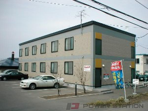 札幌市豊平区福住3条7丁目0賃貸アパート外観写真