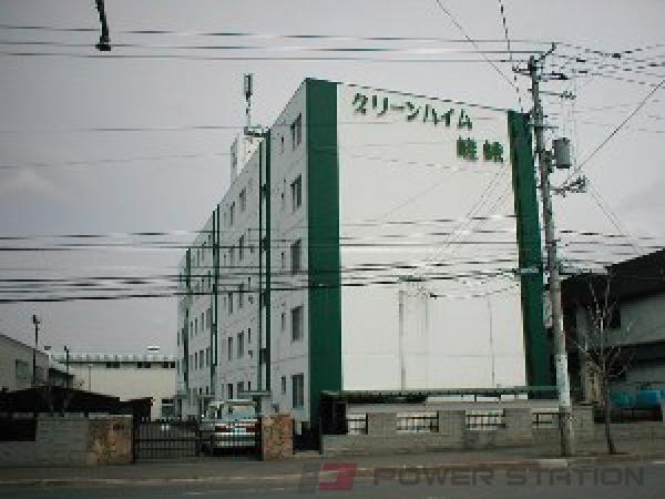 札幌市豊平区月寒東1条19丁目1賃貸マンション外観写真