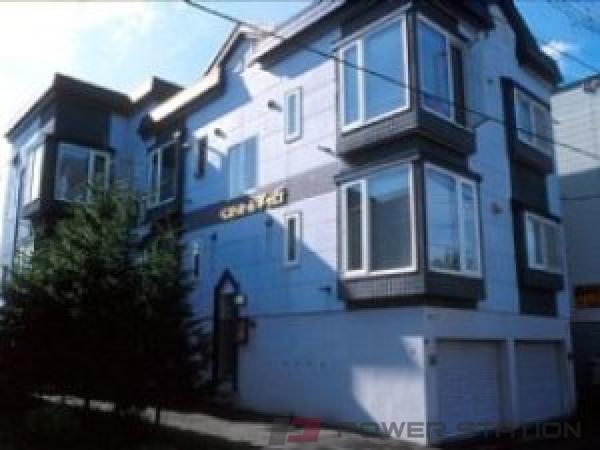 札幌市豊平区月寒東1条20丁目0賃貸アパート外観写真