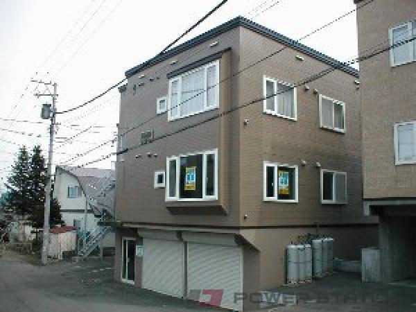札幌市豊平区月寒東2条20丁目1賃貸アパート外観写真