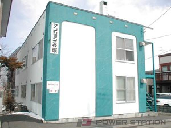 札幌市豊平区水車町8丁目0賃貸アパート外観写真