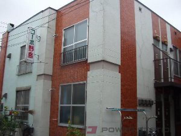 札幌市豊平区豊平4条5丁目1賃貸アパート外観写真