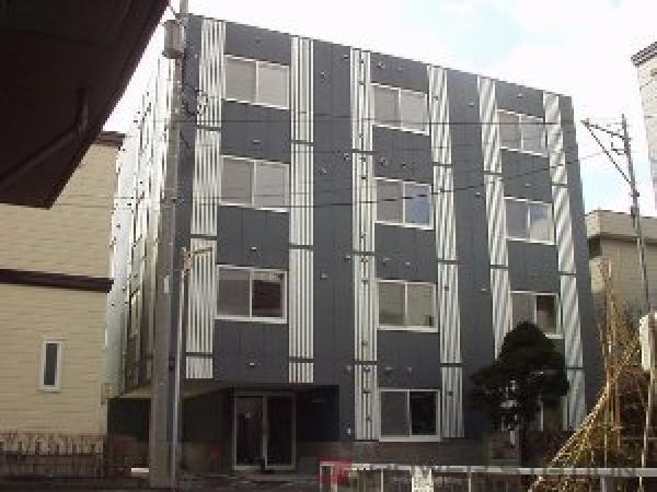 札幌市豊平区平岸2条1丁目0賃貸マンション外観写真