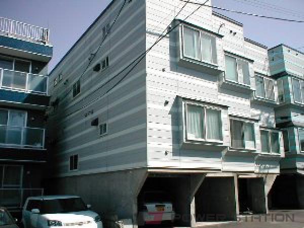 マンション・プルミエール平岸