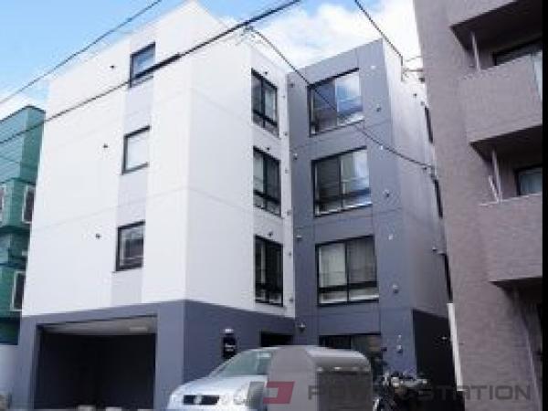 マンション・シェリエ平岸