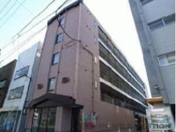 札幌市豊平区豊平4条7丁目0賃貸マンション外観写真