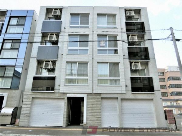 札幌市豊平区豊平4条8丁目1賃貸マンション外観写真