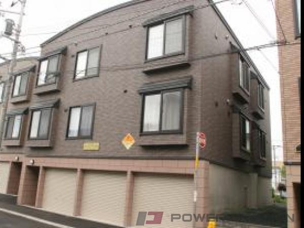アパート・ボンジュール札幌