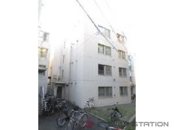 札幌市豊平区水車町2丁目1賃貸マンション外観写真