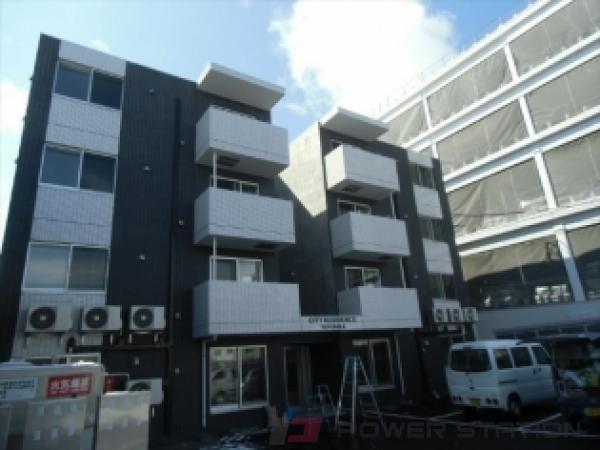札幌市豊平区豊平3条10丁目1賃貸マンション外観写真