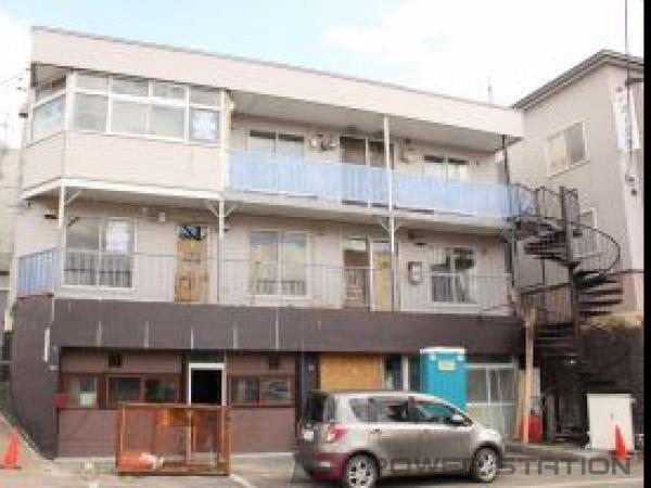 札幌市豊平区西岡2条3丁目0賃貸アパート外観写真