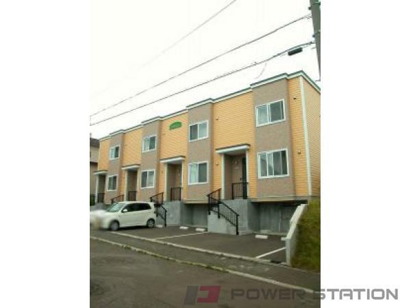 札幌市豊平区西岡5条13丁目0賃貸アパート外観写真
