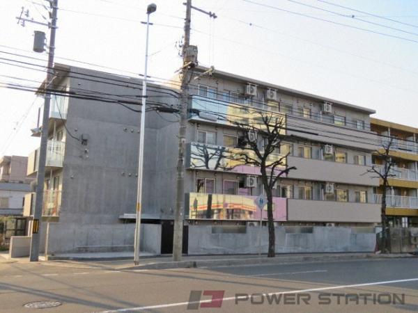 札幌市豊平区水車町1丁目0賃貸マンション外観写真