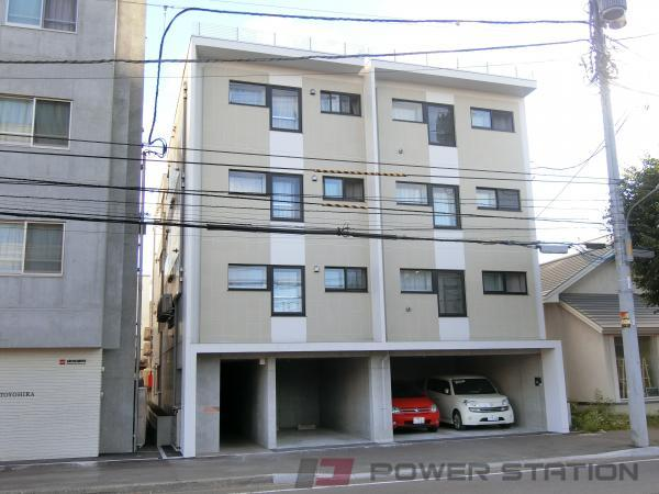 仮)豊平3−7MS B:札幌市豊平区豊平3条7丁目