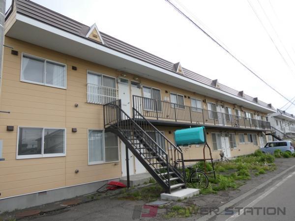アパート・ロピア島松Ⅱ