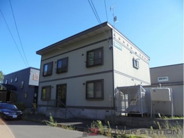 アパート・パークサイド366