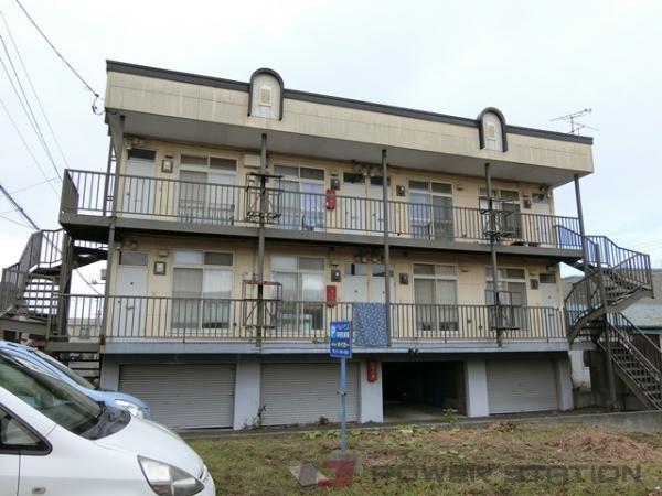 アパート・ベルハウス