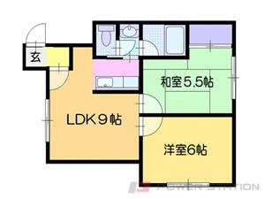 アパート・ハイツ樫山