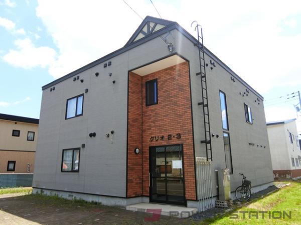 アパート・クリオ2・3