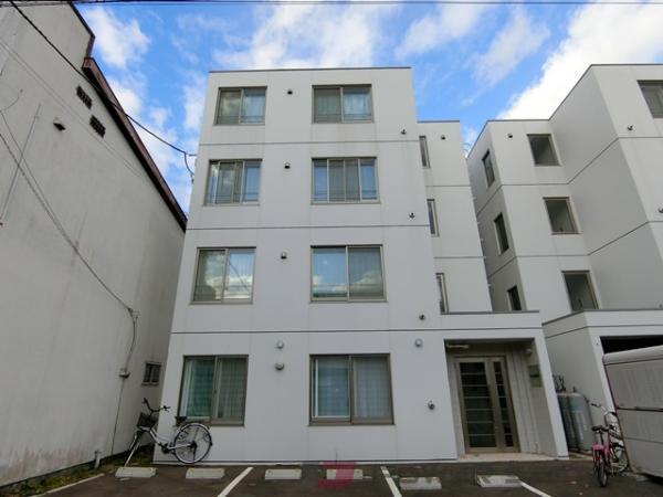 マンション・Hyatt恵庭(ハイアットエニワ)
