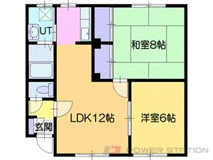 アパート・casa9条西