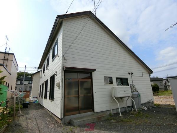 テラスハウス・島松寿町テラスハウス