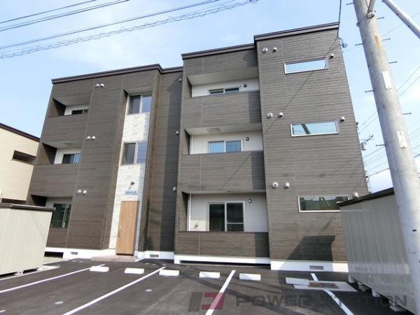 アパート・CANAAN黄金南Ⅱ