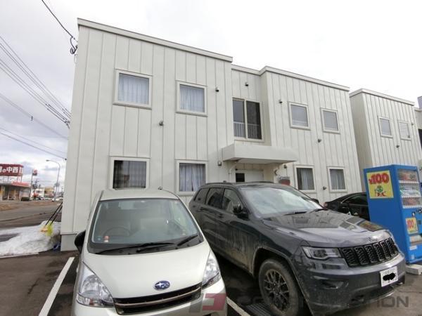 アパート・DIECI駒場町(ディエーチ)