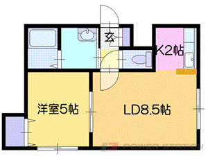 マンション・CIGAL KYOUMACHI(シーゲル京町)