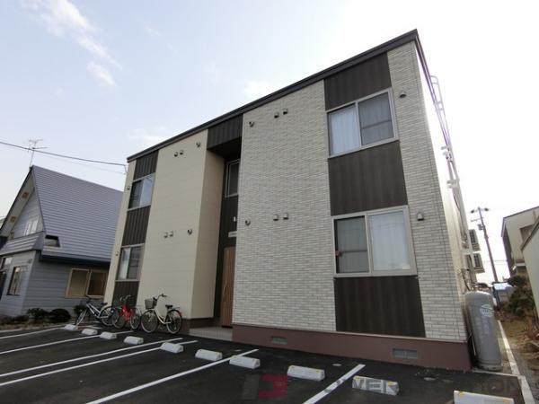 アパート・CONAN相生(コナン相生)