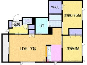 アパート・マグノリア316