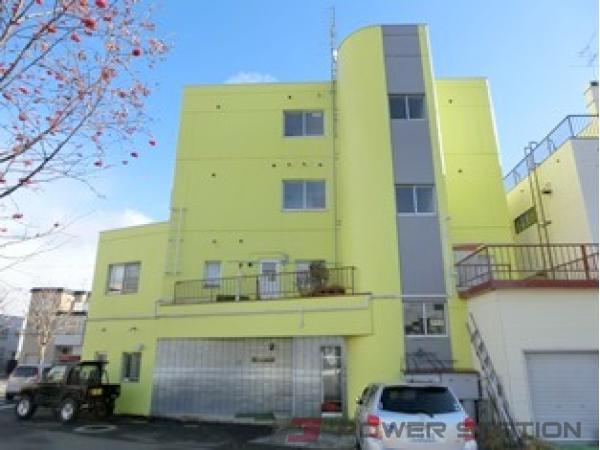 札幌市清田区北野6条1丁目0賃貸マンション外観写真