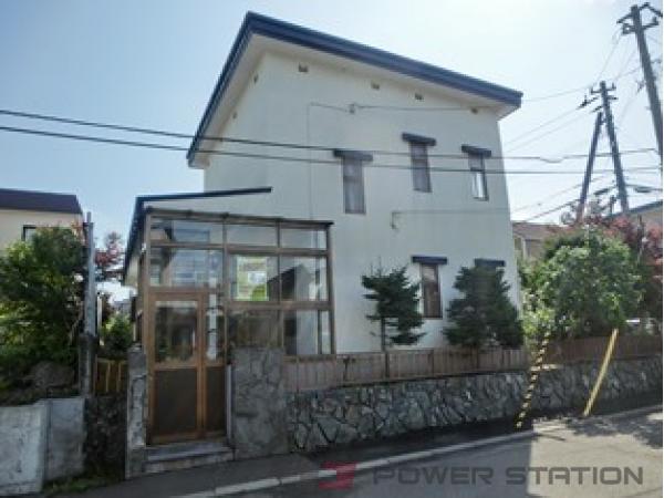 札幌市清田区平岡8条1丁目1一戸建貸家外観写真