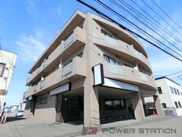 札幌市清田区北野5条5丁目0賃貸マンション外観写真