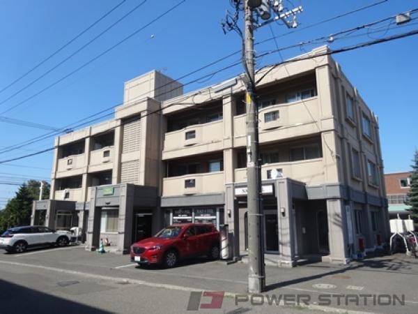 札幌市清田区平岡9条1丁目0賃貸マンション外観写真