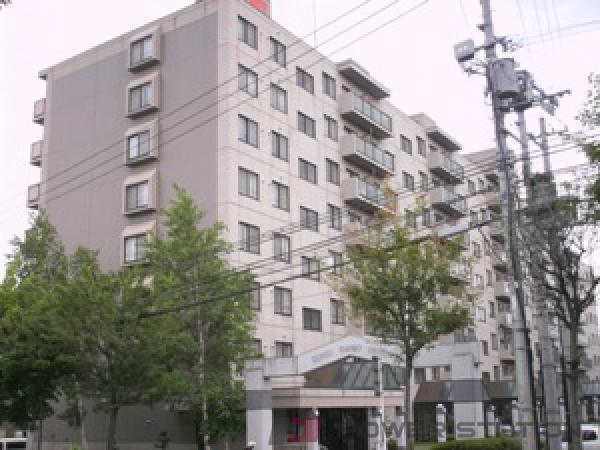札幌市清田区北野2条2丁目0分譲リースマンション外観写真