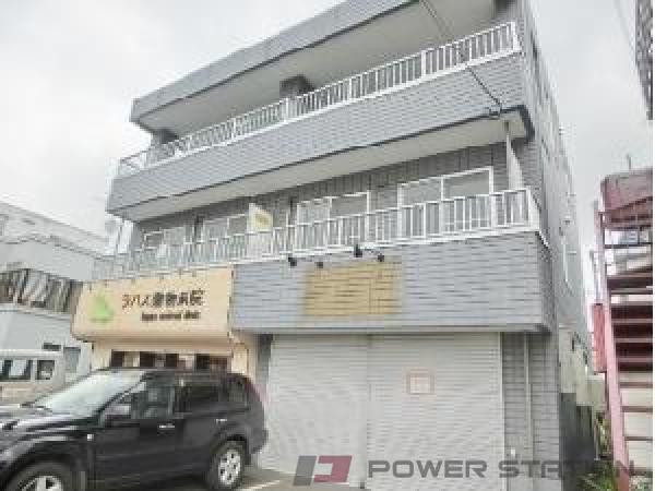 札幌市清田区北野3条3丁目0賃貸マンション外観写真